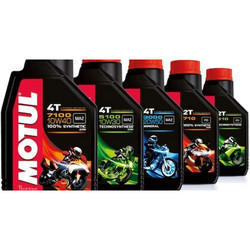 Motul 4T Plus 30000 Engine Oil