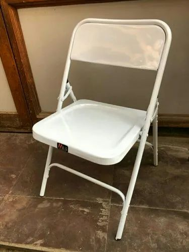 Foldable Steel Chair