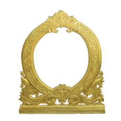 Golden Fiber Traditional Frame