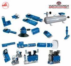 pneumatic Vacuum Generators, Defined, for Industrial