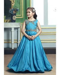 Readymade Girl's Gown