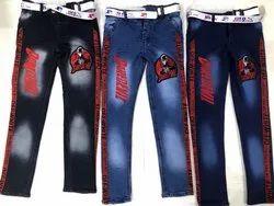 Boy Kids Jeans Pant