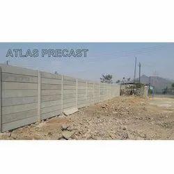 RCC Prefab Compound Wall