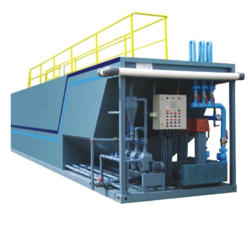 Containerized Effluent Treatment Plant