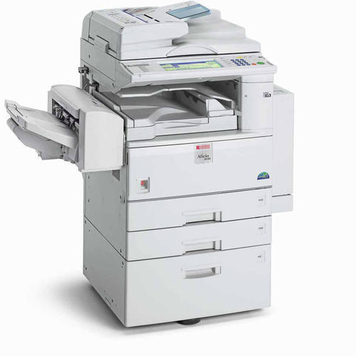 Ricoh Aficio MP C4000 Multifunction PPD Drivers for Windows