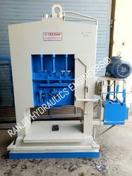 Multipurpose Hydraulic Press Cutting Machine