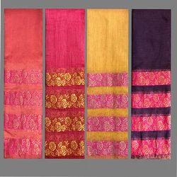 Designer Kota Silk Zari Work Saree