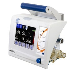 Magnamed Oxymag Transport Ventilator