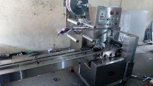 Automatic Cake Packing Machine