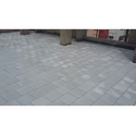 White Feet Terracotta Tiles