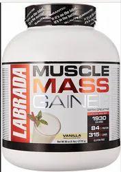 Labrada Mass Gainer 6lbs Protein Powder