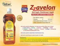 Zzavelon Anti-septic Disinfectanat Liquid / 1 Ltr Pack