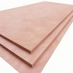 Brown Melamine Plywood, Thickness: 18 mm