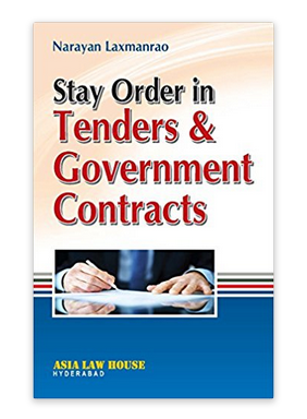 Stay Orders In Tenders & Government Contracts Book