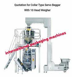 Pulses Weight Packing Machine