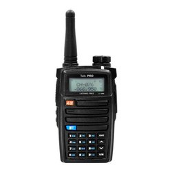 Talk Pro License Free Walkie Talkie, Model Number: Lf 866, Size/Dimension: 98 X 60 X 34 mm