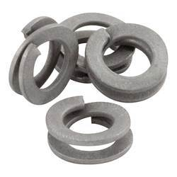 Double Coil Spring Washers