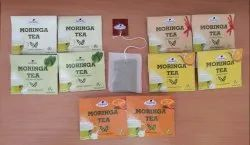 Green Organic Moringa Tea, 50g, Country Of Origin: India