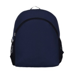 Onego Plain Kids School Bag, For Casual Backpack