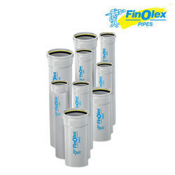CPVC Finolex SWR Pipes with Integrated Rings