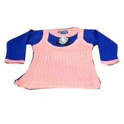 Kids Full Sleeves Woolen Top