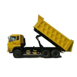 Tipper Rental Service