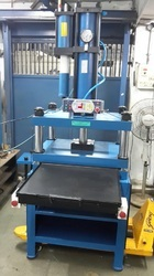 Pneumatic Press Blister Cutting Machine