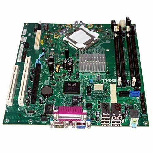 Dell Optiplex 755 Motherboard Part No  0DR845, SFF   ID: 16896753173