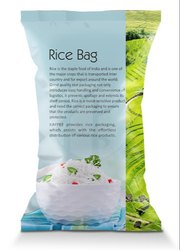 BOPP Multicolor Printed Laminated Woven Bag (Rice Bag)
