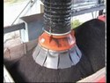 Cement Plant Loading Spouts Bellow