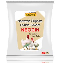 Neocin (Neomycin Sulphate W/s For Veterinary Use Only)