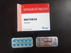 Sertraline Hci Tablets IP 50 Mg