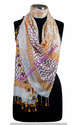 Modal Silk Printed Stole