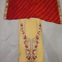 Jaipuri Style Salwar Suit