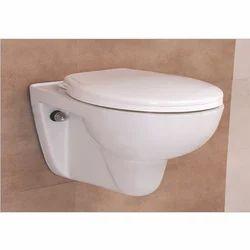 White Wall Hang Bathroom Sink, 480 X 360 X 350mm (lxwxh)