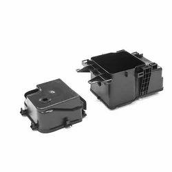 Black Plastic Automotive Moulded Machine Components