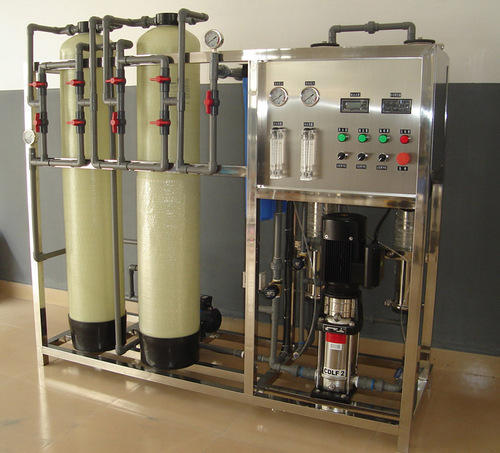 Automatic Mineral Water Plant - Fully Automatic Packaged