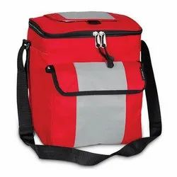 Red Deluxe Lunch Bag