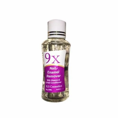 Thinner Nail Polish Remover, Pack Size: 30 Ml, For Personal, Rs 144 ...