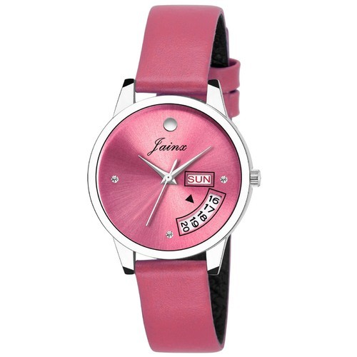 46e656965 Formal Watches Analog Pink Wrist Watch For Women, Rs 169 /piece | ID ...