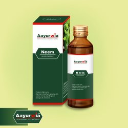 Neem Syrup, Packaging Size: 180 Ml