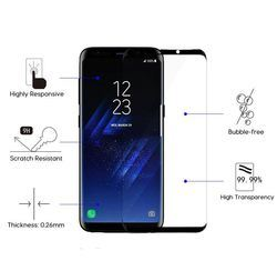 Original 9H Tempered Glass Guard For Sumsung Galaxy S8