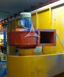 Powder Coating Booth Blower