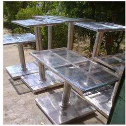 SS Bar Table Base