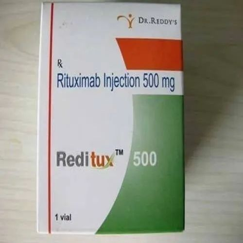 Reditux 500mg Rituximab Infusion, Dr. Reddy's Laboratories Ltd., 50 Ml  Vial, Rs 16500 /piece | ID: 22491250688