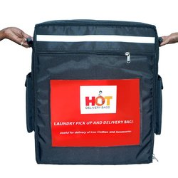 Front Loading Laundry Pick Up Bag