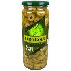 450 gm Green Sliced Olives