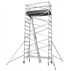 Mobile Aluminium Scaffold Tower For Tanks