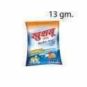 Khushboo 13 G Detergent Powder