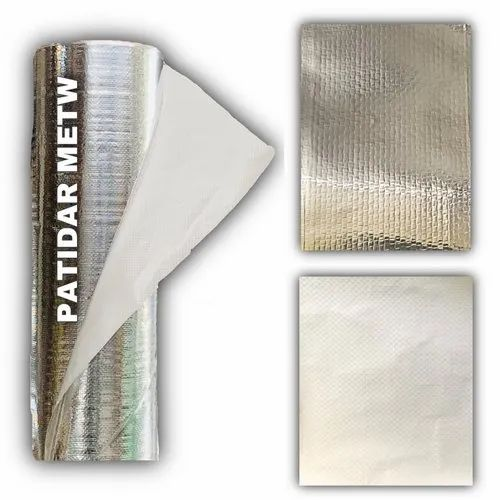 One Side Reflective Aluminum Foil